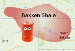 Shale: High depletion rates in Bakken