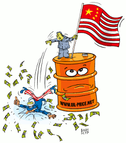 China could displace US Dollar dominance