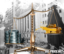 Could Oil be a safer investment than Gold?