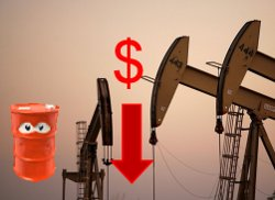 Oil prices headed lower